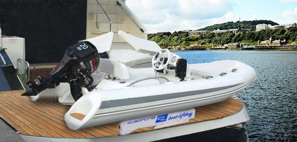 Boat Liftboy Bootsdeck