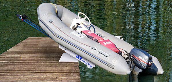 Boat Liftboy Bootssteg